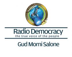 Gud Morni Salon Tuesday 1st November 2016